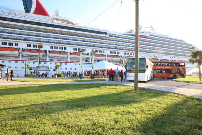 The Compass - A sign of hope and restoration as Carnival Cruise Line returns to Freeport Harbor